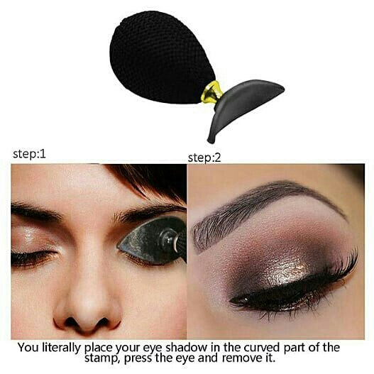 استمپ یا مهر سایه چشم |