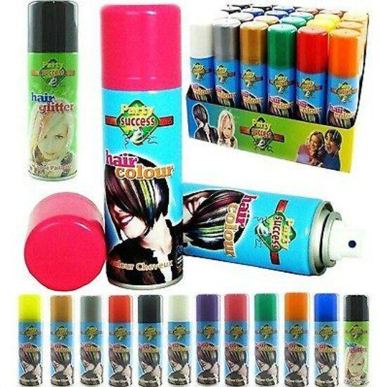 spray hair journal