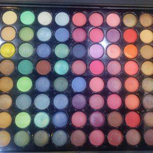 پالت سایه هشتادوهشت رنگ با کیفیت