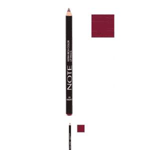 مداد لب مغذی نوت همراه با تست