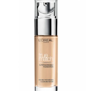 LOREAL TRUE MATCH SUPER BLENDED FOUNDATION