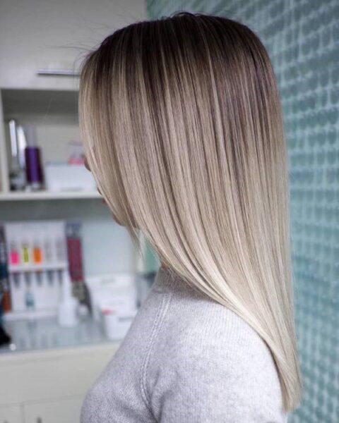 رنگ مو مناسب پوست