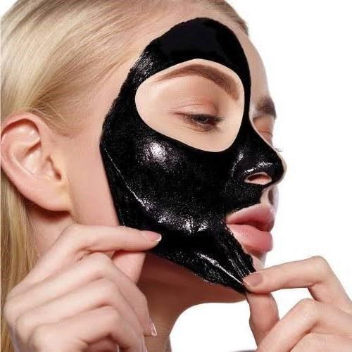 قرص ماسک فشرده زغال