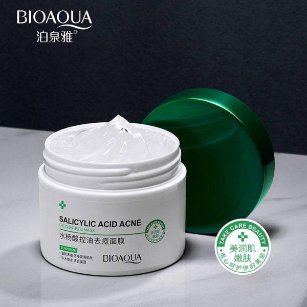 ماسک سالیسیلیک اسید بیوآکوا2